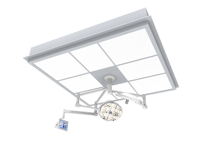 Laminar Air Flow Ceilings
