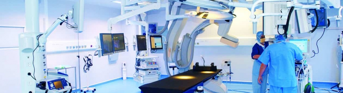 What is a hybrid operating room