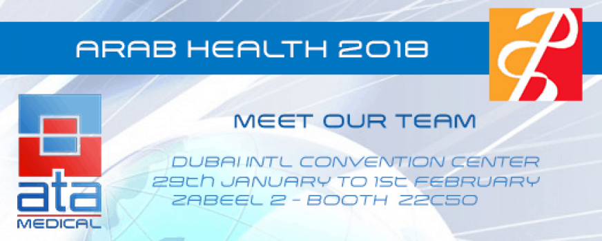 ARAB HEALTH 2017 – DUBAI