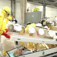 Le CTMP: caisson de transport Français pour patients infectés EBOLA