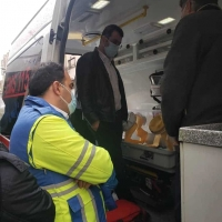 CTMP al servicio de los equipos de urgencia en Iran