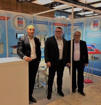 IHF Exhibition – Lyon – FRANCE