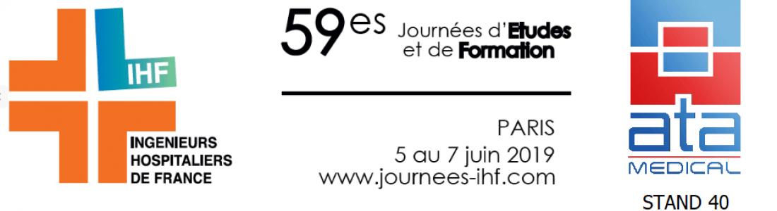 ATA Medical aux journées IHF 2019 – Paris