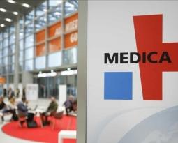 Retrouvez-nous au salon MEDICA 2021
