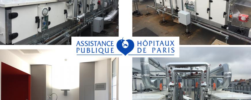 ATA MEDICAL et APHP – Hôpital Tenon