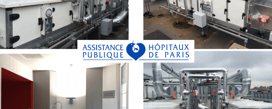 ATA MEDICAL et APHP – Hôpital Tenon