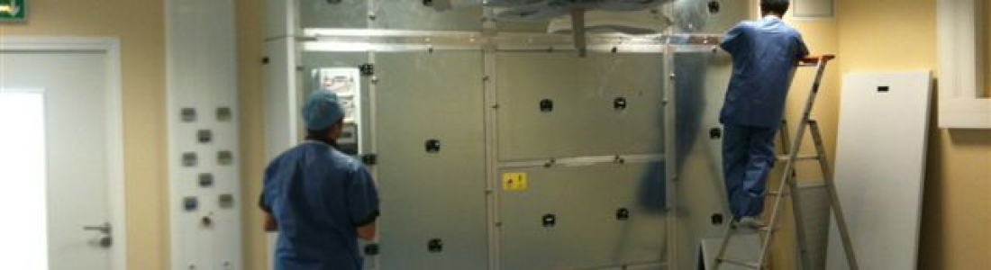 Focus sur le fonctionnement d'une Armoire de traitement d'air