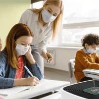 Controlar la propagación del virus en la vida real