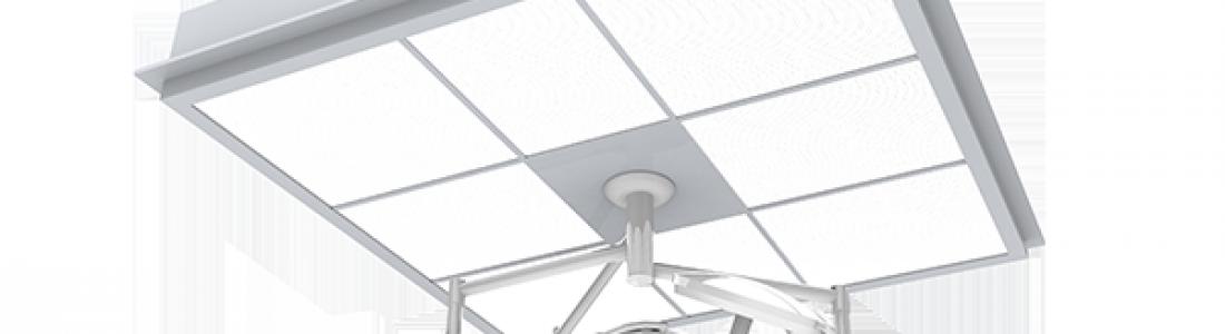 Qu'est ce qu'un plafond laminaire ?